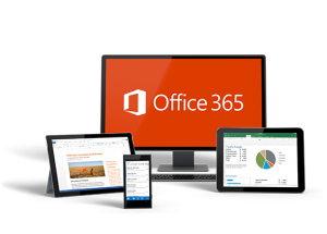 Work in the cloud with Office 365